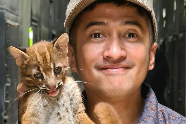 Youtuber Irfan Hakim