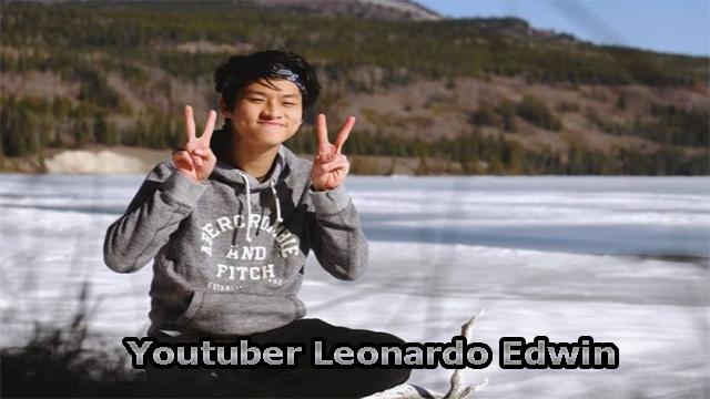 Biografi Terlengkap Dan Terbaru Dari Youtuber Leonardo Edwin
