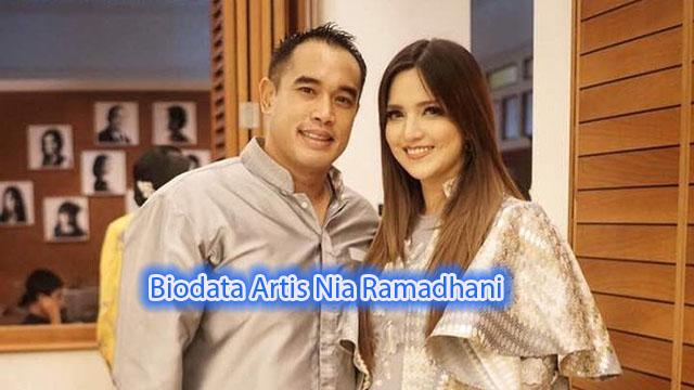 Biodata Artis Nia Ramadhani