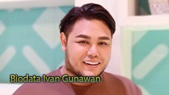 Biodata Ivan Gunawan