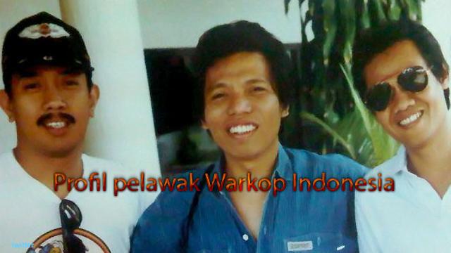 Profil pelawak Warkop Indonesia